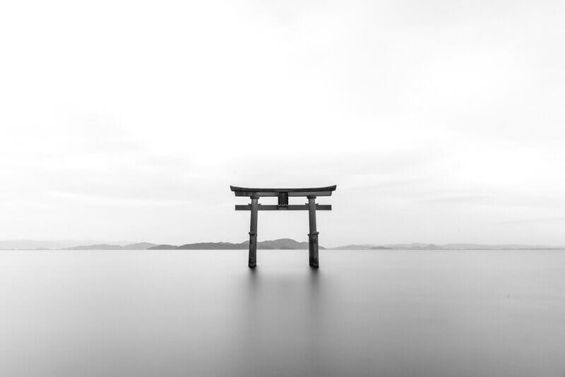 Японские ворота