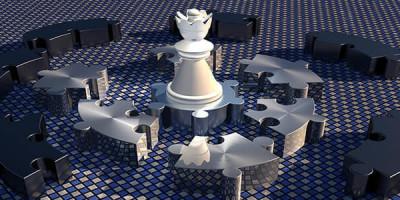 Пазлы шахматная фигура