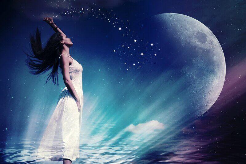 Планета женщина энергия