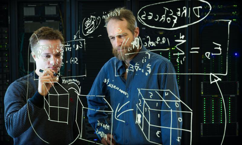 Ученые вычисления