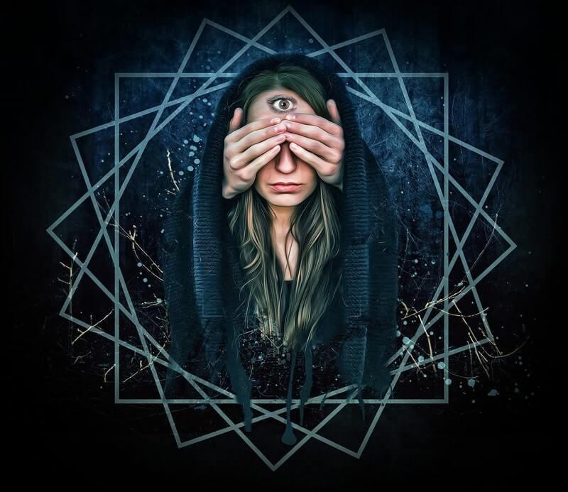 Третий глаз интуиция