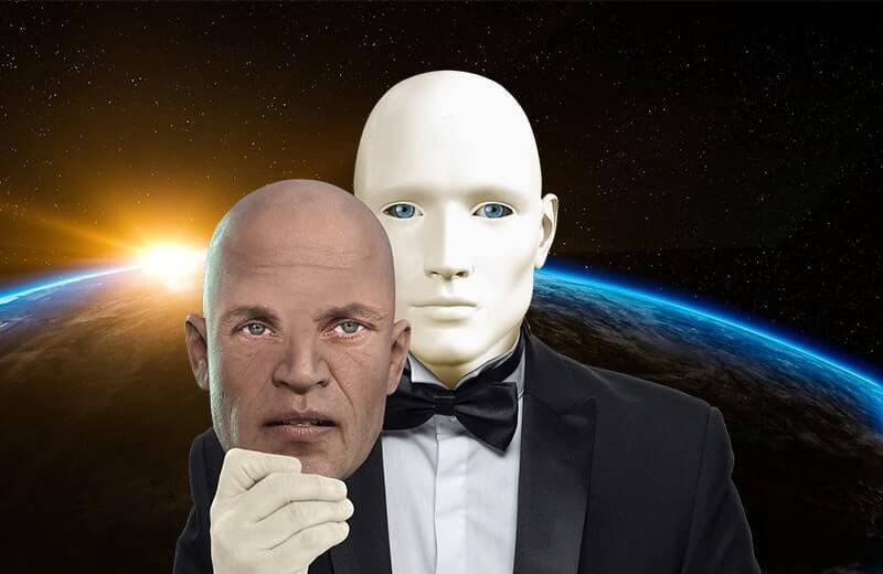 Земля лицо маска