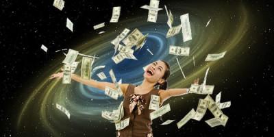 Спираль девушка денежный поток