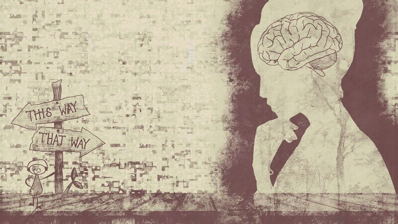 Женщина мозг два пути выбор
