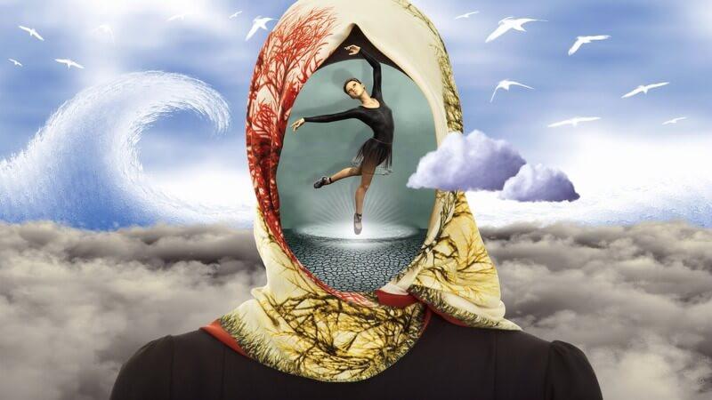 Танцовщица облака